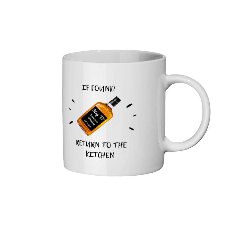 Return To The Kitchen 11oz Mug