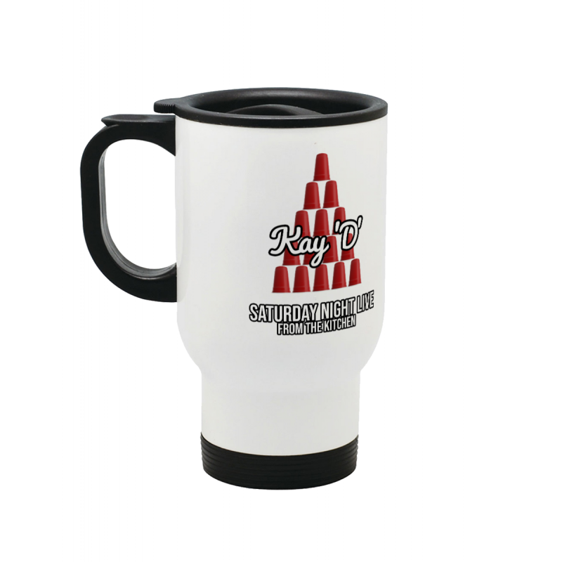Red Solo Cup Travel Mug