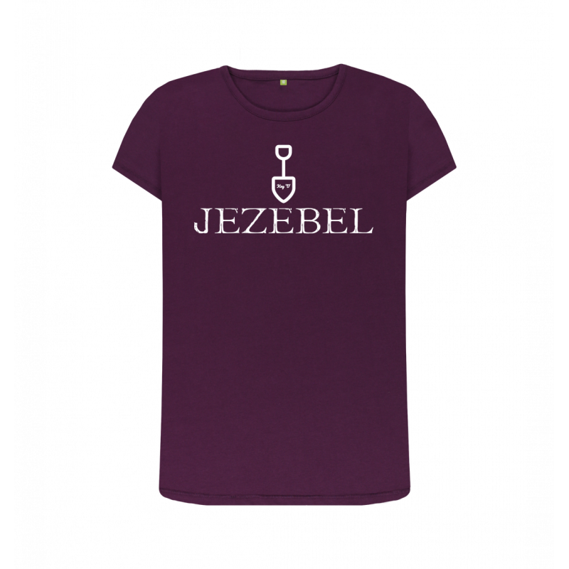 Women's Jezebel Crew Neck Tee