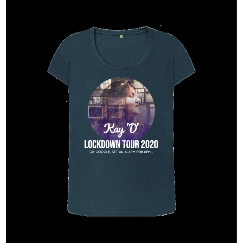 Women's Lockdown Tour Dates 2020 Classic Tee